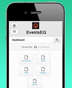 EventsEQ (Event Management Application)