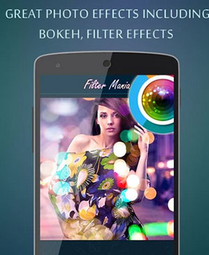Photo Filter - Bokeh Effects